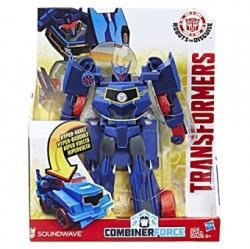 Hasbro Transformers Combine Force Tra Rid Hyperchange Soundwave C2350