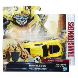 Hasbro Transformers The Last Knight Turbo Changer 1-step Bumblebee C1311