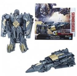 Hasbro Transformers The Last Knight Turbo Changer 1-step Megatron C2821