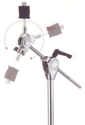 Stable DB-117 Half Boom Cymbal Arm Deluxe (DB-117)