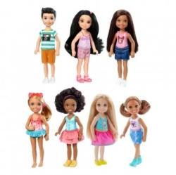 Mattel Barbie Club Chelsea mini papausa DWJ33