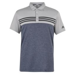 Adidas Tricouri Polo adidas Heather Block (36118302)