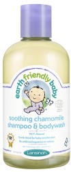 Earth Friendly Baby Sampon si gel de dus musetel