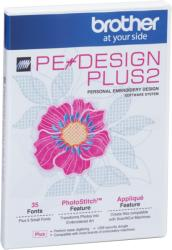 Software Broderie PE-DESIGN PLUS 2 - tiparedecroitorie