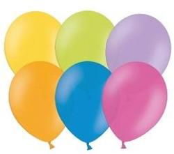 PartyDeco Baloane gonflabile normale mix 30 buc