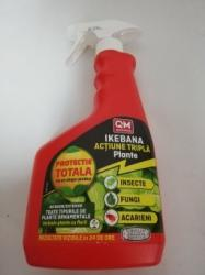 QUIMUNSA Insecticid - Ikebana 3 in 1- 750 ml (803)