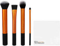 Real Techniques Real Techniques Flawless Base Brushes Set set pensule ă