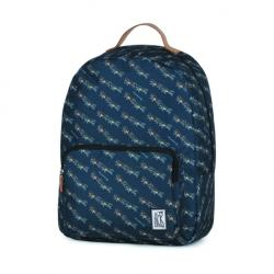 The Pack Society Rucsac clasic The Pack Society Dark Blue Wolf (181CPR702.75)
