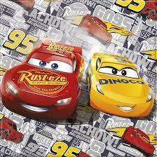 Disney Servetele Cars 3 Disney Pixar (CRL3206)