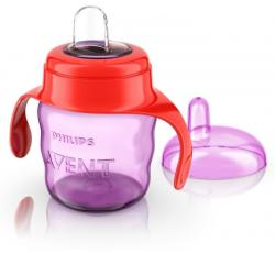 Philips Avent - Cana Easy Sip Spout Cup Mov 6+ luni 200ml (SCF551/00 M)