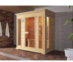 SuperSpa Sauna Traditionala Ws-28Sn, Superspa, Pin Alb, Radio Fm, Conector Pentru Cd (WS-28SN)