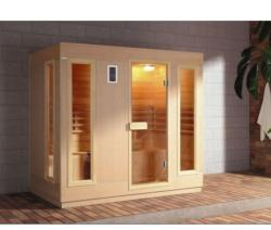 SuperSpa Sauna Traditionala Ws-203Fx, Superspa, Pin Finlandez, Radio Fm, Conector Pentru Cd (WS-203FX)