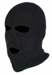 NORFIN Cagula NORFIN Knitted Black L (RS. 303339-L)