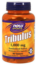 Now Foods Tribulus 1000mg 90 Tablets