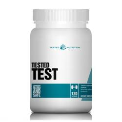 Tested Nutrition Test 120 Capsules