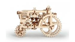 UGEARS Mechanical Models Tractor UGEARS Kit (97 piese)