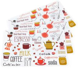 4-Home Suport farfurie Relax Time, 30 x 45 cm, set 4 buc