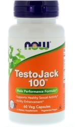 NOW Foods Now TestoJack 100 60 veg caps