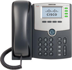 Cisco 4-Line IP Phone with Display, PoE and PC Port SPA504G (SPA504G)