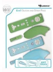 Subsonic 6-in-1 Silicon and Strap Pack