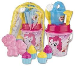 Androni Giocattoli Set jucarii de nisip in rucsac My Little Pony