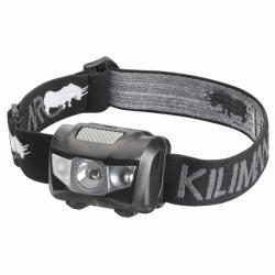 Kilimanjaro Hiker Headlamp, Negru, none