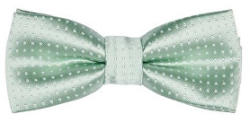Only&sons Mens fluture Theo Satin Bow Tie Grayed Jade