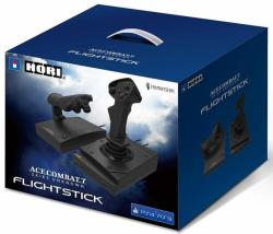 HORI HOTAS flight stick (black, PlayStation 3, PlayStation 4, PC) (PS4-144E)