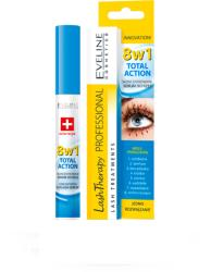 Eveline Cosmetics Ser concentrat pentru gene, Eveline Cosmetics 8 in 1 Total Action