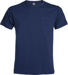 Roly Tricou casual barbati Roly Teckel T-Shirt navy blue