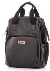 Chipolino geanta mamici tip rucsac, Brown Leather