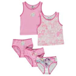 Character Chiloti Character 5 Pack Vest and Set Infant (42405691)