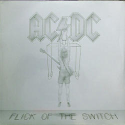 Universal Records AC/DC - Flick Of The Switch (180g