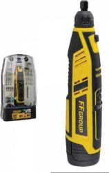 FF Group Tools Unealta multifunctionala cu acumulator FF GROUP CMG 12V EASY (1x2, 0Ah) + 50 accesorii (41309)