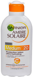Garnier Loțiune de corp protecție solară Ambre Solaire SPF 20 (Protection Lotion Ultra-Hydrating) 200 ml