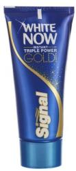 Signal White Now Gold (Instant Triple Power) albire pastă de dinți 50 ml
