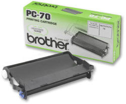 Brother Pc-70 Paper Cassette W/thermo (pc70)