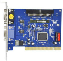 GEovision Placa Captura Video Geovision Dvr-250 (dvr-250)