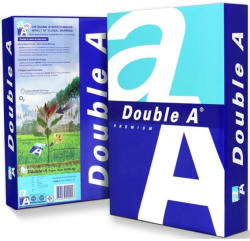 DOUBLE A Hartie DOUBLE A, A4, 80 g/mp, 500 coli/top