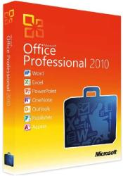 Microsoft Office 2010 Professional, 32/64 bit, All Languages, Licenta Electronica (269-14834)
