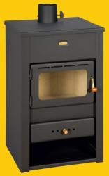 Prity Semineu Combustibil Solid Prity K2, Lungime 49 Cm, 10 Kw (PRITY K2)