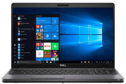 Dell Laptop Dell Latitude 5501 (Procesor Intel® Core i7-9850H (12M Cache, 4.60 GHz), Coffee Lake, 15.6