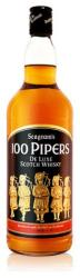 100 Pipers - Scotch blended whisky - 0.7L, Alc: 40%