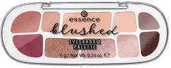 Essence Paleta de farduri Blushed Eyeshadow