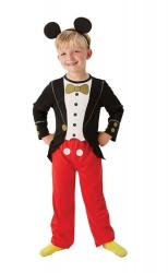 Rubies Costum clasic Mickey Mouse (Marime XS) (BFO610380Todd)