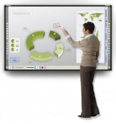 StarBoard Display interactiv Hitachi StarBoard FX89WE2, 89 inch, 16: 10 (MGT. FX89WE2)