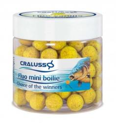 Cralusso Boilies Pop-Up CRALUSSO Fluo Mini 12mm 40g Ananas (EF. 98040678)