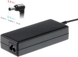 Akyga notebook power adapter AK-ND-28 12V/6.0A 72W 5.5x2.5 mm ACER/ITX/LED (AK-ND-28)