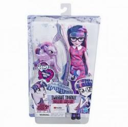 Hasbro My little pony Equestria Girls Twilight Sparkle cu ponei E5660