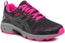 ASICS Pantofi ASICS - Gel-Venture 7 Gs Wp 1014A078 Black/Sheet Rock 001 Damă